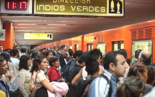 Detienen a hombre por acoso sexual en metro Indios Verdes