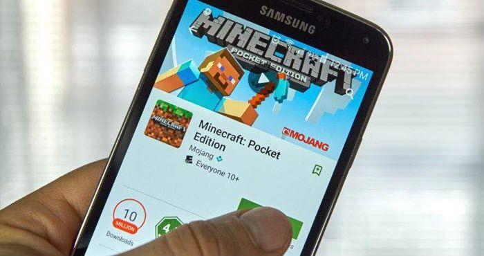Malware disfrazado de Minecraft ataca desde Google Play - Foto de Internet