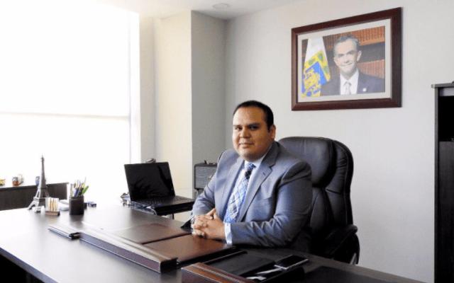 Carlos Meneses nuevo titular de Semovi - Foto de Semovi