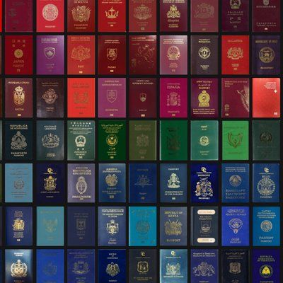 Singapur tiene por primera vez el pasaporte más fuerte del mundo - Foto de @PassportIndex