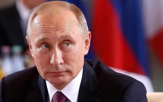 Putin presenta solicitud para candidatura presidencial - Foto de NBC
