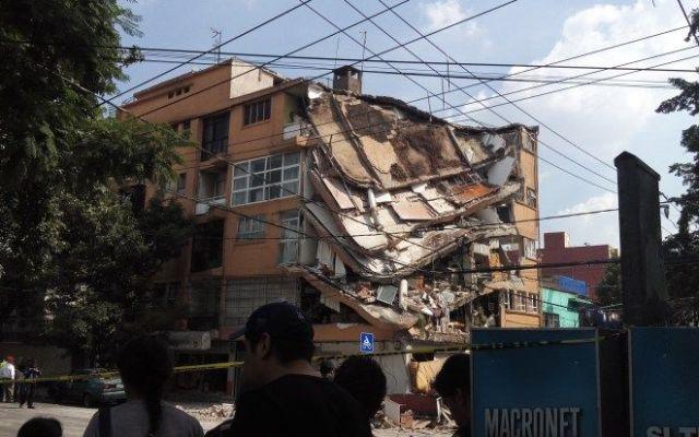Ciudad de México soporta lenta recuperación tras sismo - Foto de Hipertextual