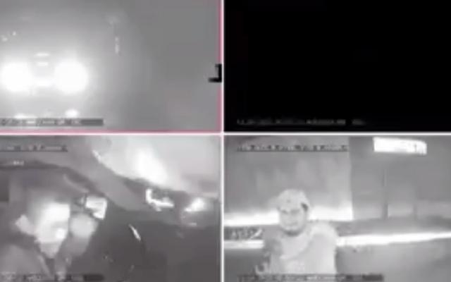 #Video Así fue el ataque a policías en Río de los Remedios