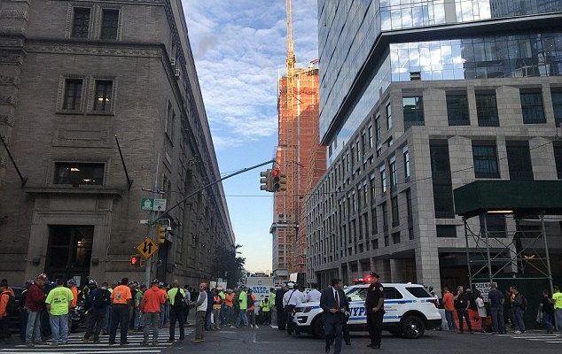 Tiroteo en Nueva York deja dos muertos - Foto de Probe-Media/Daily Mail