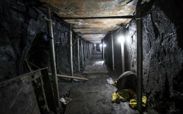 Construyen túnel para robar banco en Brasil - Foto de El Tiempo
