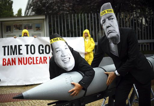 Irán insta a EE.UU. a no socavar acuerdo nuclear - Foto de AP