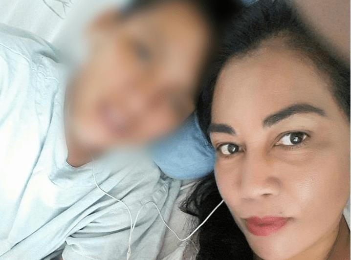 Mujer subasta riñón para pagar tratamiento de su hijo