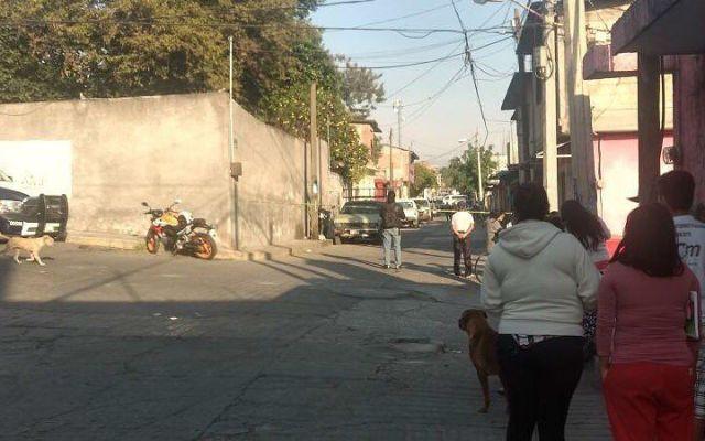 Enfrentamiento en Temixco fue con integrantes de CJNG: Capella - Foto de @Millan_reporte