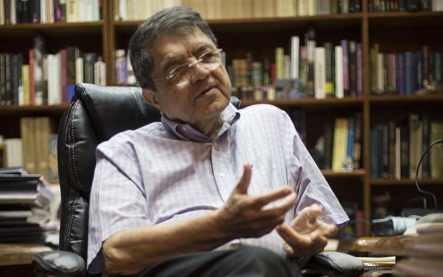 Sergio Ramírez ganador del Premio Cervantes de Literatura