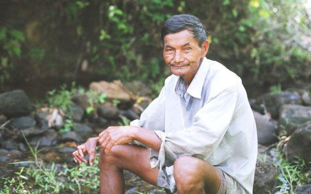 Thai Ngoc: el hombre que no ha dormido desde hace 42 años - Foto de Twitter