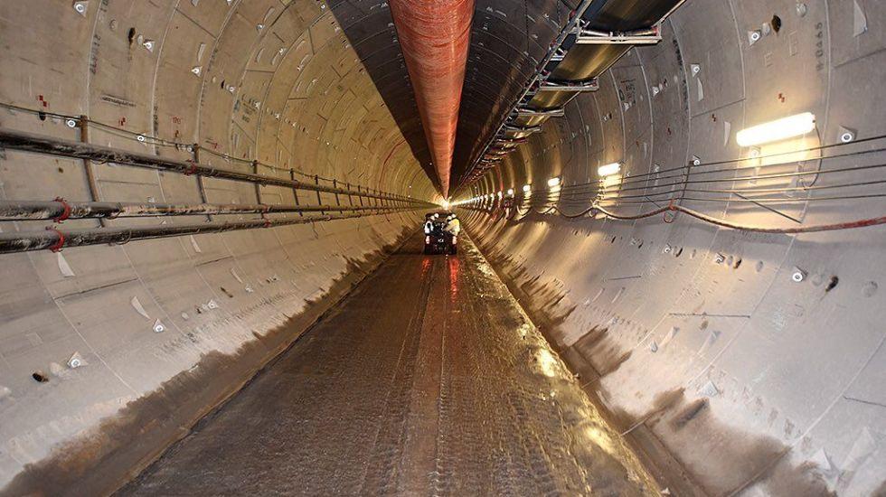 Construcción de Tren Interurbano concluirá en julio de 2018: SCT - Foto de @gruizesp