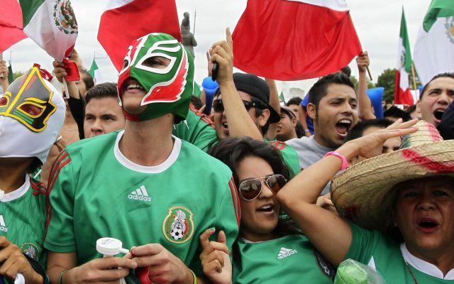 Mundial de Rusia contará con más de 5 mil aficionados mexicanos - Foto de Periódico AM