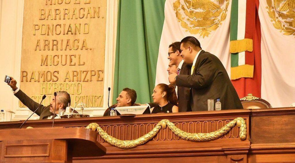 Diputados piden a Mancera que no intervenga en la ALDF - Foto de internet