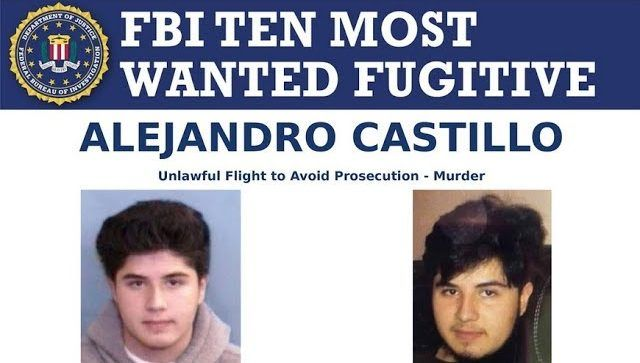 FBI ofrece 100 mil dólares de recompensa por latino escondido en México
