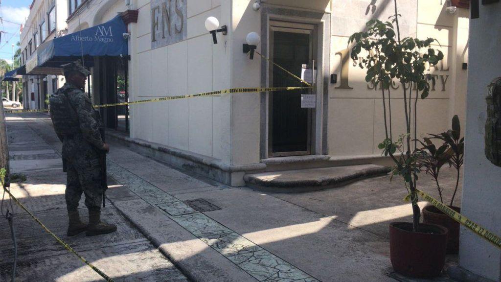 PGR abre carpeta de investigación por aseguramiento de cajas en Cancún - Foto de Ola Noticias