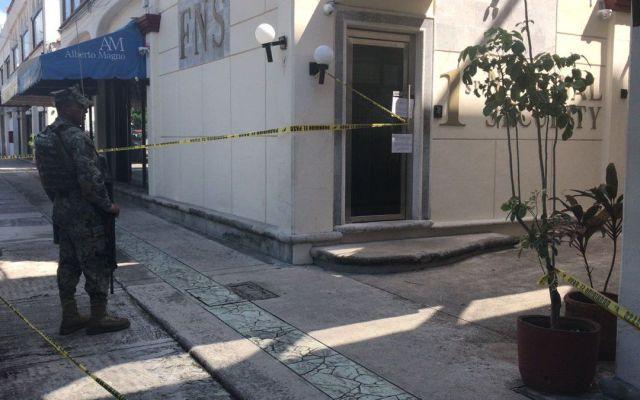 Aseguramiento de cajas en Cancún fue legal: Lira Salas - Foto de Ola Noticias