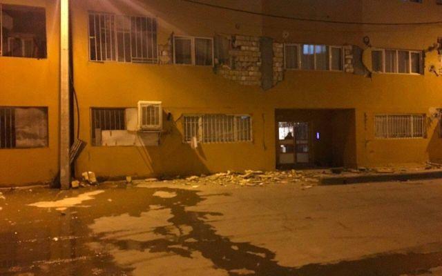 Terremoto magnitud 7.3 deja al menos 61 muertos en Irán - Foto de @TruTawar