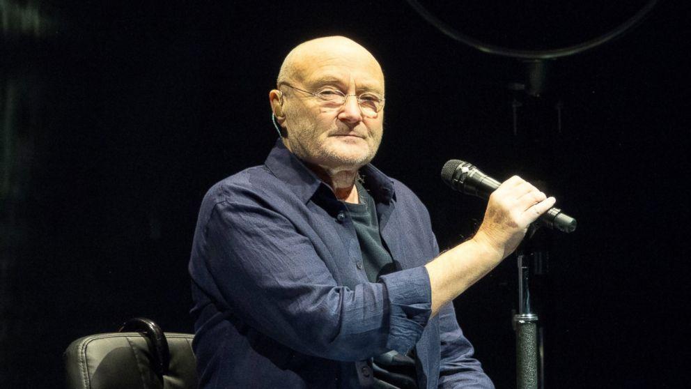 Phil Collins se presentará en México en marzo - Foto de Internet
