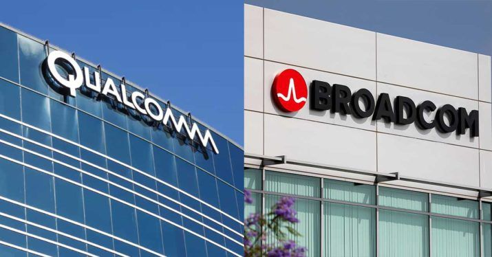 Qualcomm rechaza compra de Broadcom - Foto de Internet