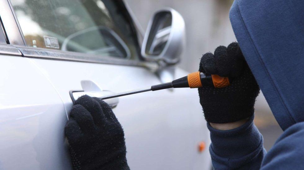 Sube 22 por ciento robo de autos en la Ciudad de México