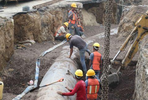Suministro de agua en Iztapalapa opera con normalidad tras sismo: Sacmex