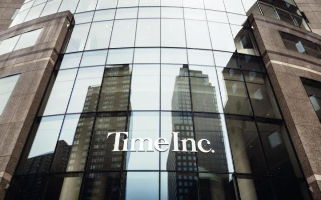 Meredith Corporation compra Time - Foto de Shutterstock