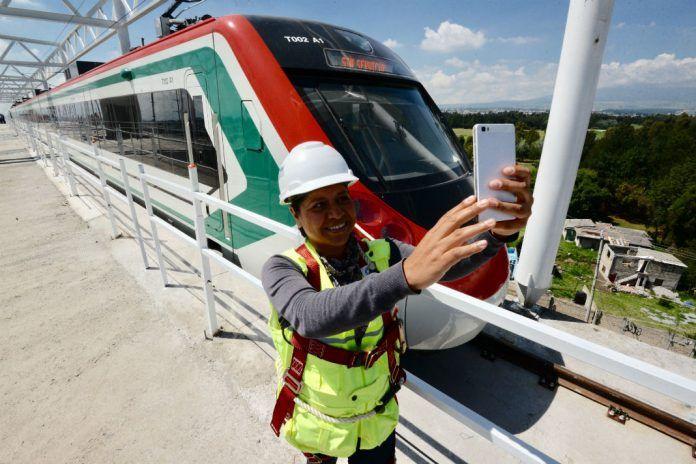 Tren Interurbano estará concluido en julio de 2018: Ruiz Esparza - Foto de Cuartoscuro