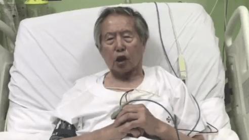 Fujimori pide perdón tras indulto