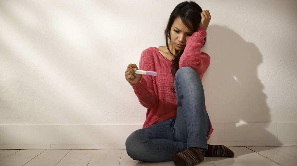 Embarazo adolescente es la segunda causa de deserción escolar - Foto de internet