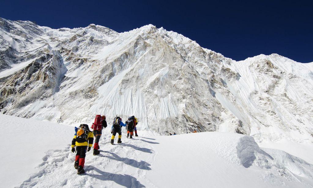 ¿Qué se necesita para escalar el Monte Everest? - Foto de Internet