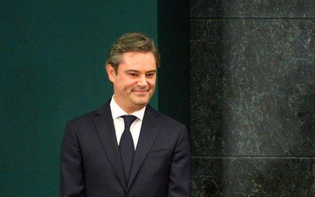 Aurelio Nuño confirma que será coordinador de campaña de Meade - Foto de Presidencia