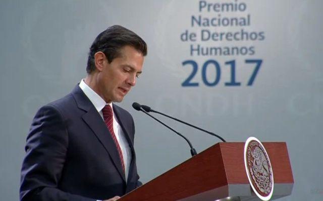 Senado debe escuchar posturas para enriquecer Ley de Seguridad: EPN - Foto de Presidencia