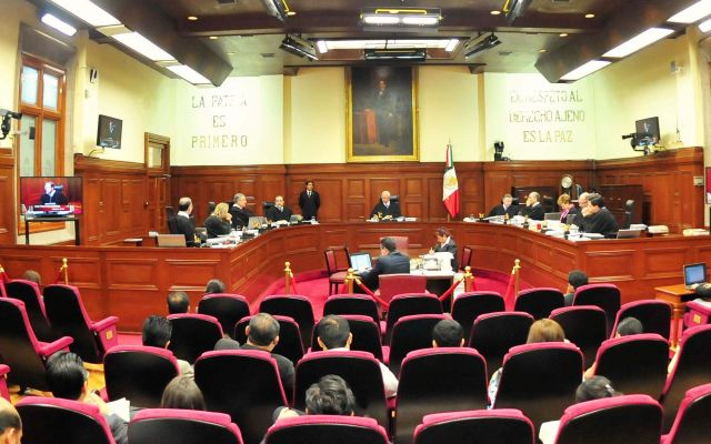 Corte acepta primera impugnación contra Ley de Seguridad Interior
