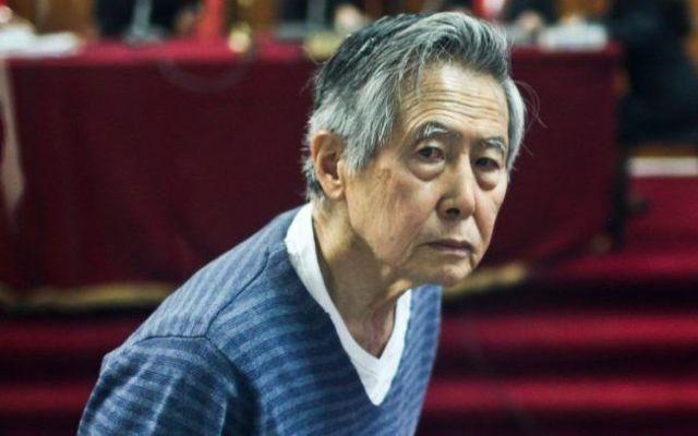 Indulto a Fujimori genera protestas
