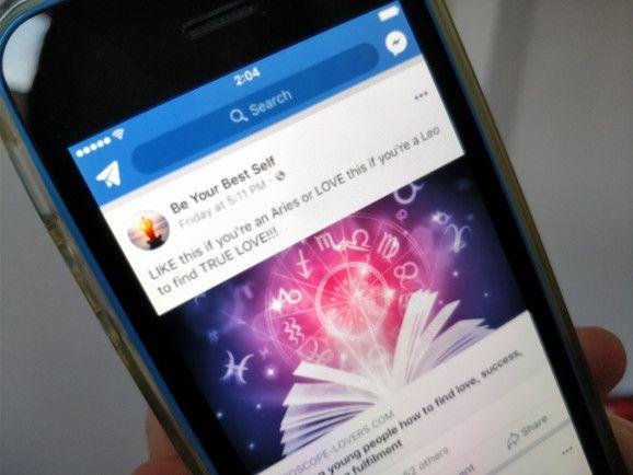 Cómo evitar ver publicaciones de familiares en el timeline de Facebook - Foto de Venture Beat