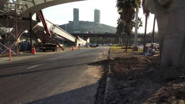 Muere mujer durante balacera en San Pedro Garza García - Foto de Multimedios/Pamela Villanueva