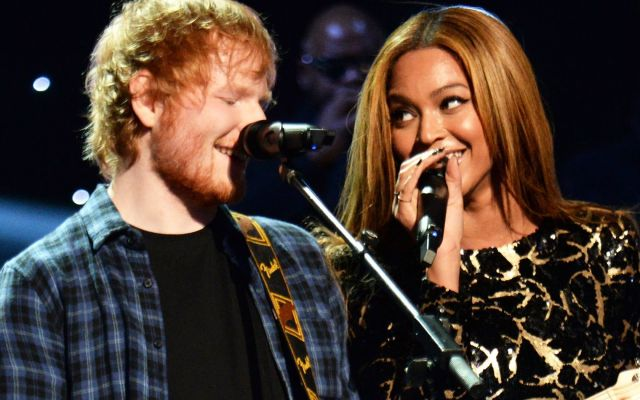 Ed Sheeran estrena tema con Beyoncé - Foto de Trendolizer