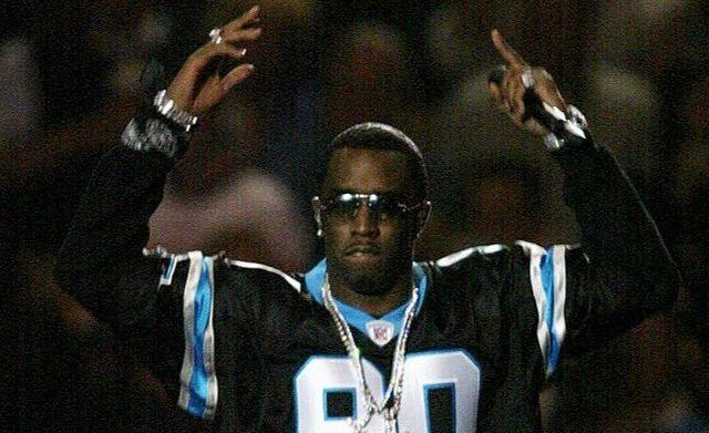 Diddy buscará comprar a las Panteras de Carolina