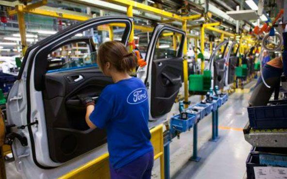 Ford deja Estados Unidos para producir auto eléctrico en México - Foto de internet