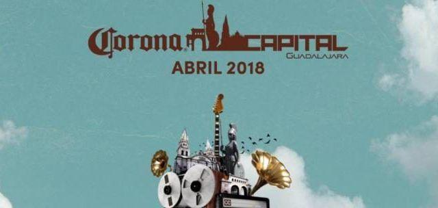 Fecha y headliners del Corona Capital en Guadalajara