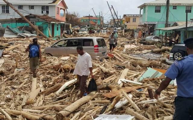 Podría haber más de mil muertos por huracán María en Puerto Rico: NYT - Foto de AP