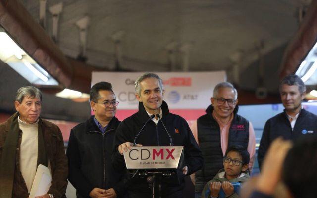 Habrá competencia para la candidatura a jefatura de gobierno: Mancera - Foto de Twitter Miguel Ángel Mancera