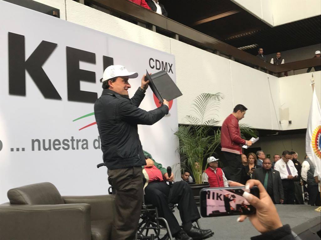 CTM respalda a Mikel Arriola para gobernar la Ciudad de México - Foto de Internet