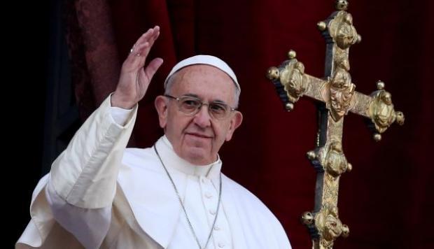 """El papa Francisco llama a """"corazones violentos"""" a convertirse - Foto de Internet"""