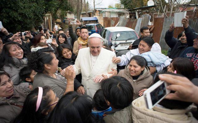Reformar la iglesia, el trabajo del papa Francisco en 2017 - Foto de EFE/EPA/Osservatore Romano