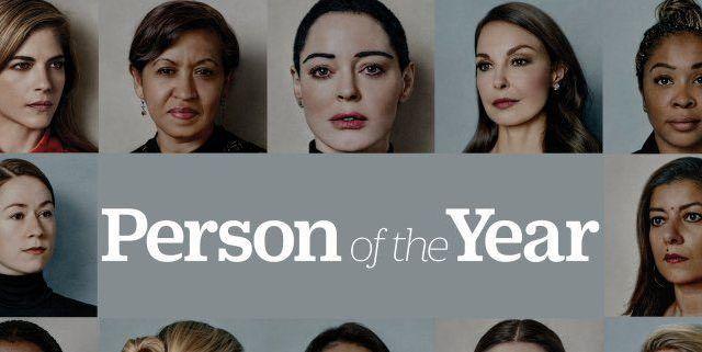Mujeres que rompieron el silencio sobre acoso son la Persona del Año de Time