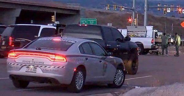 Tiroteo en Denver deja un policía muerto y seis personas heridas - Foto de @CGasparino