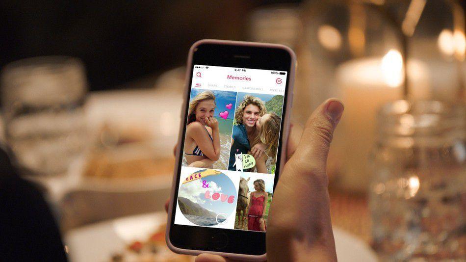 Snapchat revive tus mejores publicaciones de 2017 - Foto de Snapchat