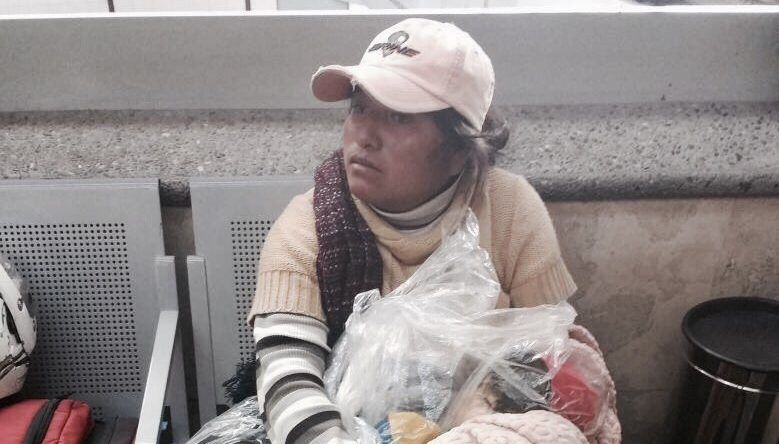 Menor murió en terminal Tapo por infarto al miocardio - Foto de Carlos Jiménez