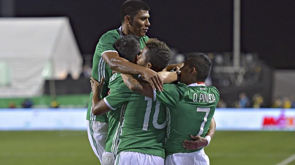 México enfrentará a Escocia en su partido de despedida - Foto: Mexsport.